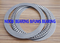 1 - 160 Mm Bore Size Small Thrust Bearings P6 Precision Rating Single Row
