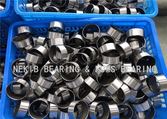 Thrust / Cylindrical Steel Needle Roller Bearing NK / RNA / RNAO35 High Load Capacity